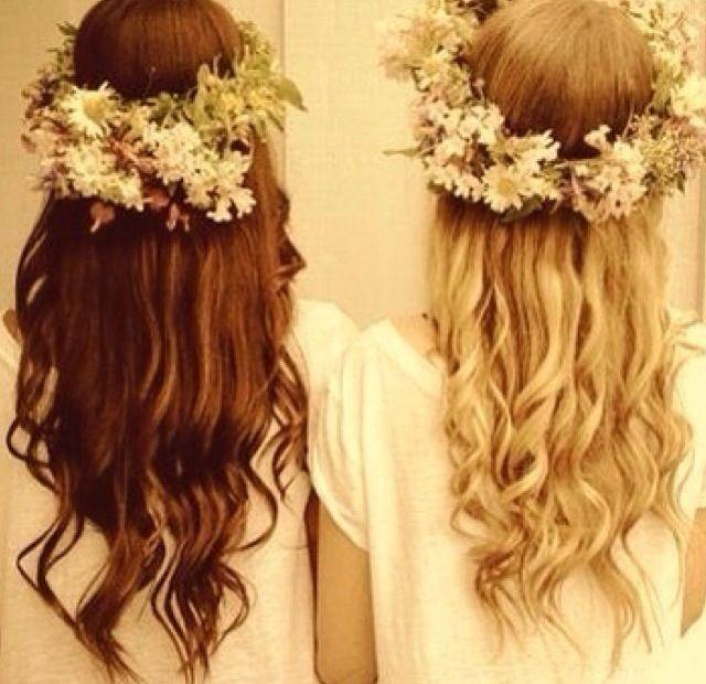 I love the brown hair!