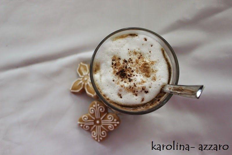 karolina-azzaro: Peníkové Latte (zdravá verzia)