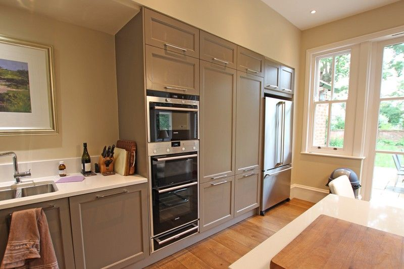 Best Beige Grey Country Kitchen From Lwk Kitchens Shaker 400 x 300