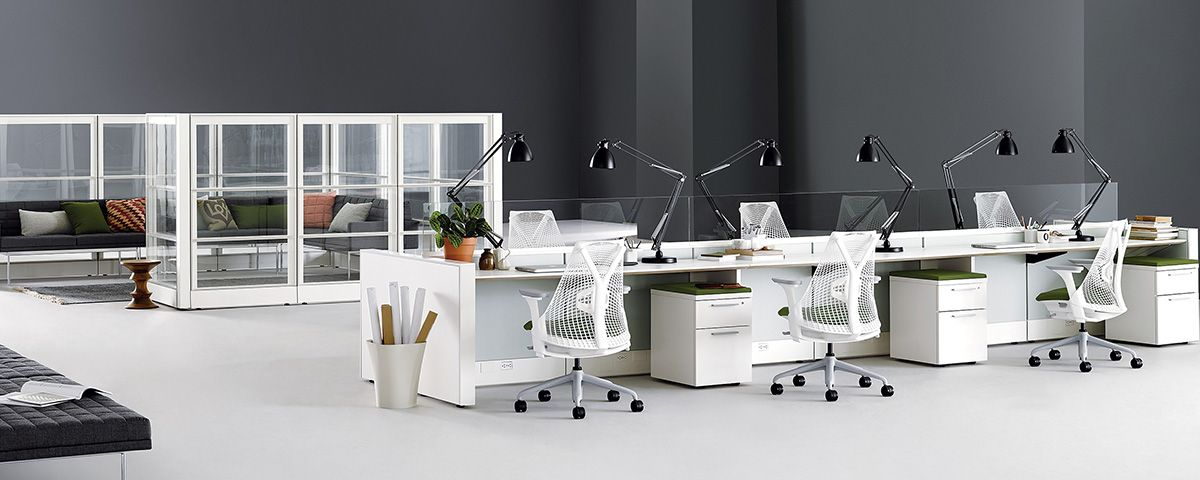 Ethospace System Hermanmiller Officedesign Office