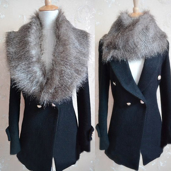 Fur Shawl/Shrug