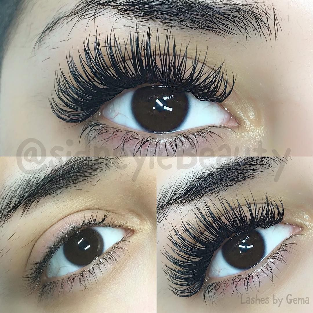 b549764442a Lashes by my lash doll Gema at our DTLA location!!! :) Gema still have a  few openings spots left this month. $100 new set (reg $200$.