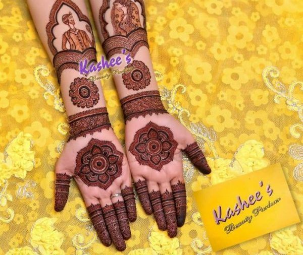 Kashee S Foot Mehndi Designs : Kashee s mehndi designs collection for young girls
