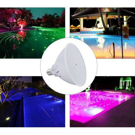 120v 35w Wireles S Bright Color Changing Pentair Swimming Pool Led Light Fixture Replacement For 500w Halogen Led Pool Lighting Led Light Fixtures Pool Lights