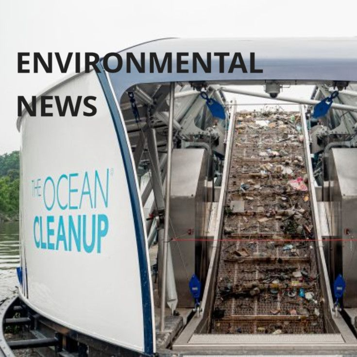 Cleaning up the Oceans with Ocean Interceptor in 2020 ...