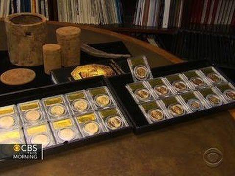 Buried treasure: California couple finds rare U.S. gold ...