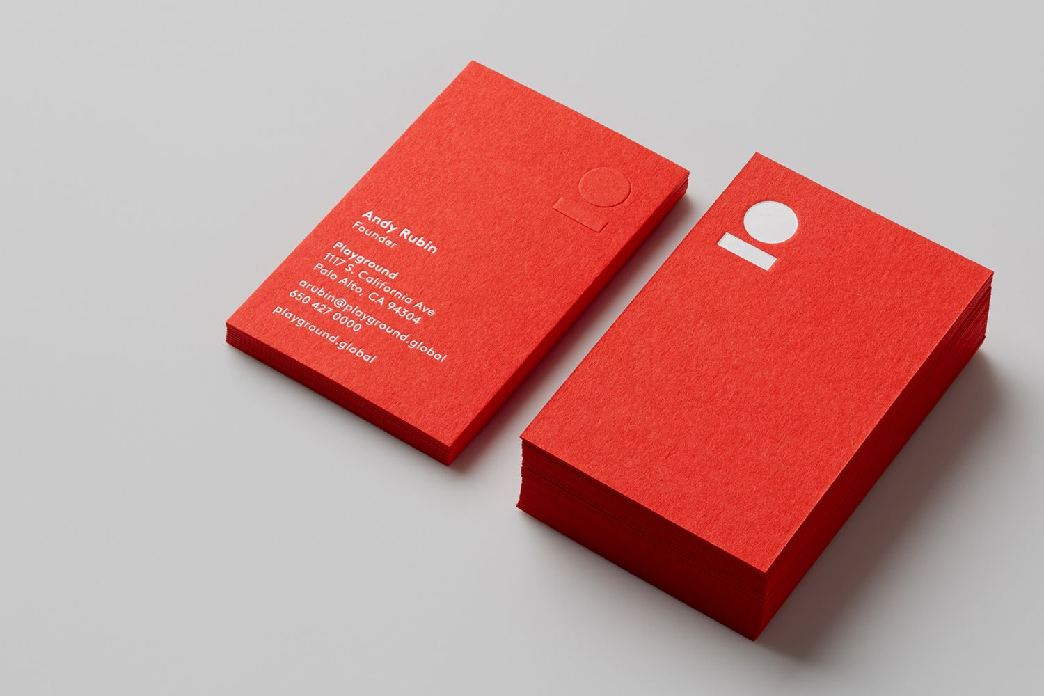 New Brand Identity for Playground by Character — BP&O   Business ...