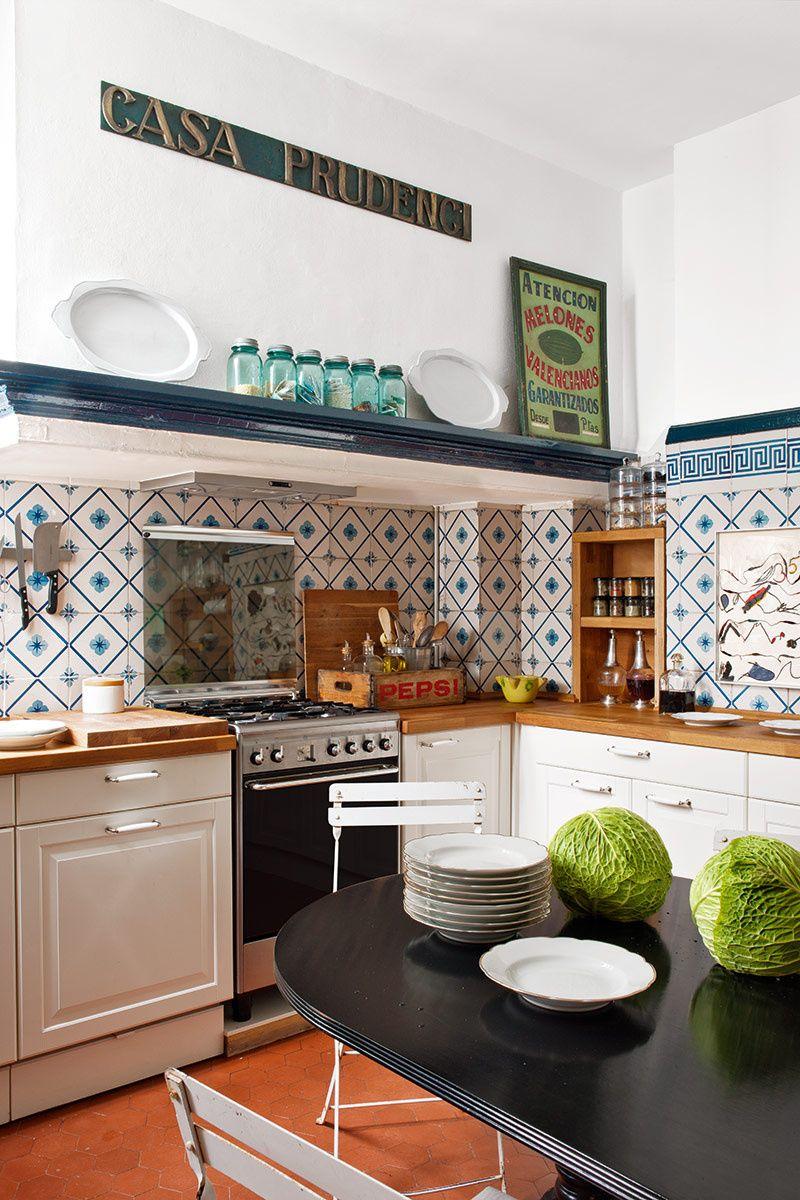 Come en la cocina ii cocinas attic kitchen y home - Escuela de cocina madrid casa de campo ...
