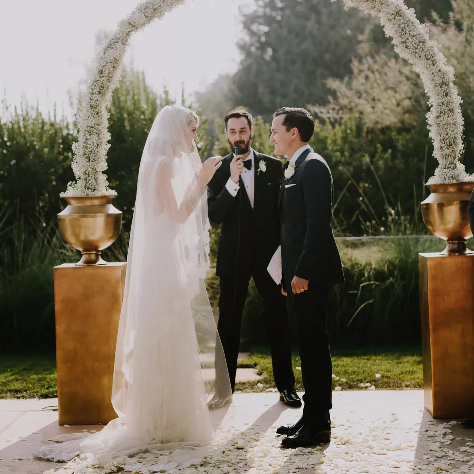 How to Perform and Officiate a Wedding Ceremony in 8  Wedding