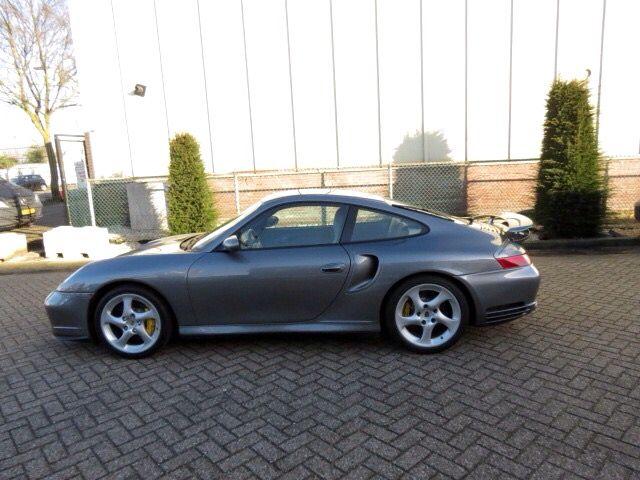 Porsche 911 996 TT
