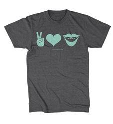 Peace love braces