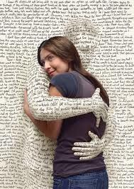 Dejá que la lectura te abrace- www.vinuesavallasycercados.com http://about.me/lolajimenezm