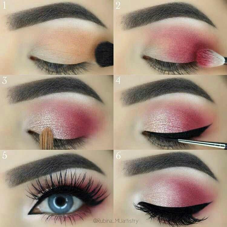 Pinterest Iiiannaiii Eyeshadow Eyeshadow Makeup Smokey