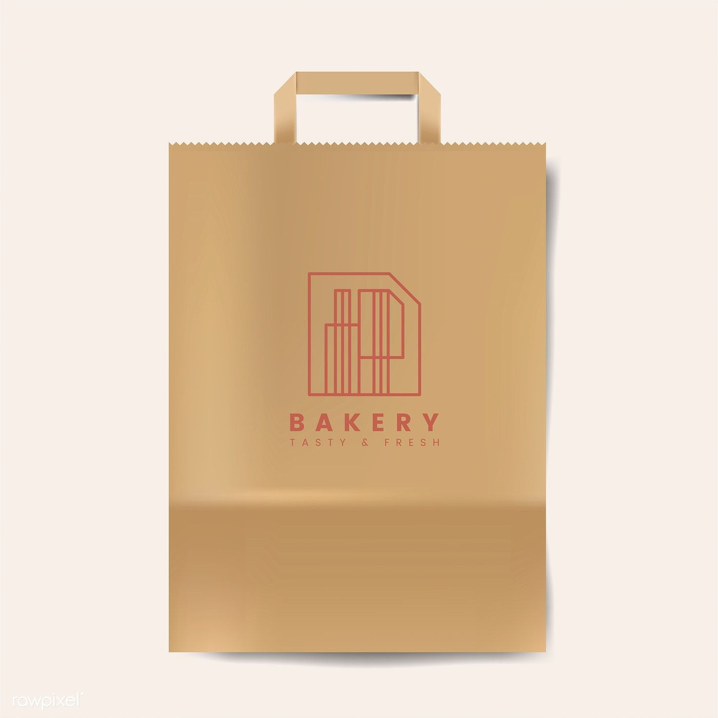Download Paper Bag Mockup Isolated Vector Free Image By Rawpixel Com Bag Mockup Vector Free Mockup