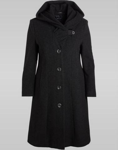 Damen Mantel에 있는 핀