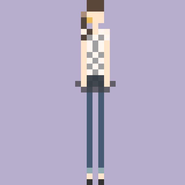 fashion pixel art .coorde