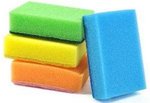 Como Esterilizar Estropajos Esponjas Y Bayetas Hogar Sano Cleaning Wipes Homemade Oven Cleaner Sponge