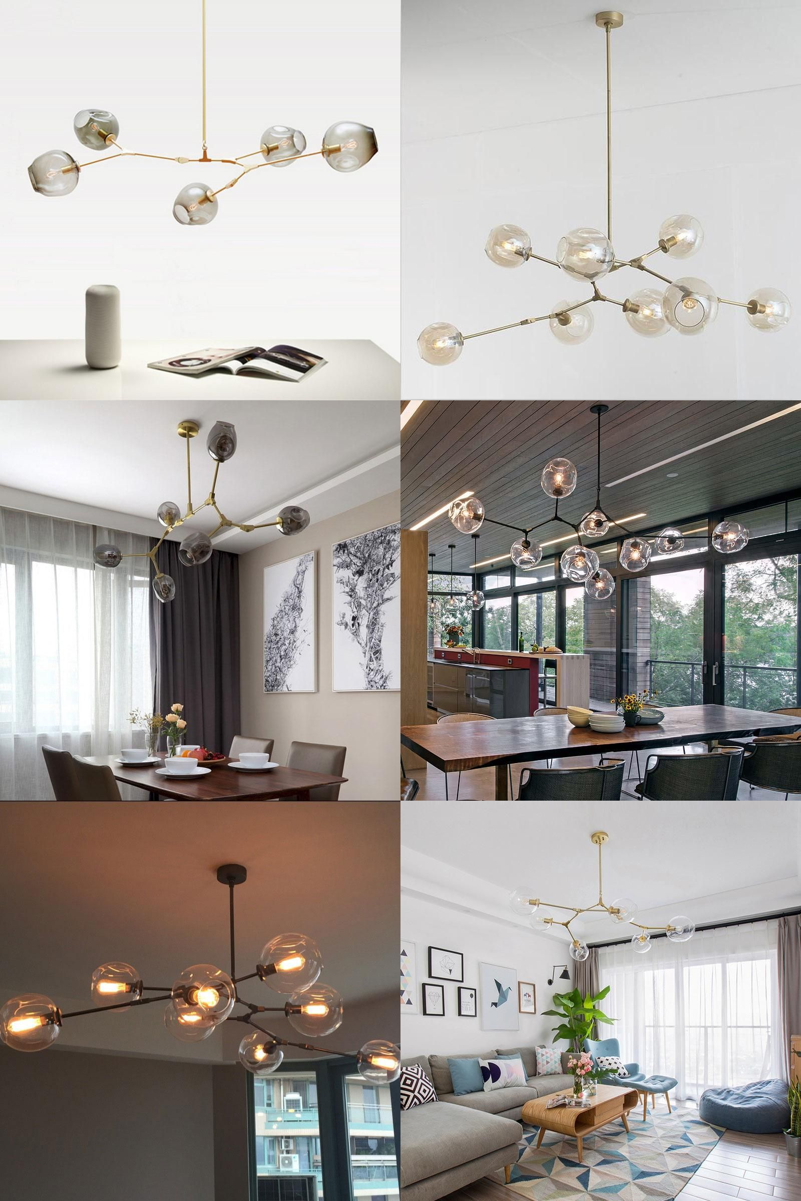 fixtures cool pendant table lantern lights for glass oblong hanging chandelier single light room ceiling modern large dining suspended