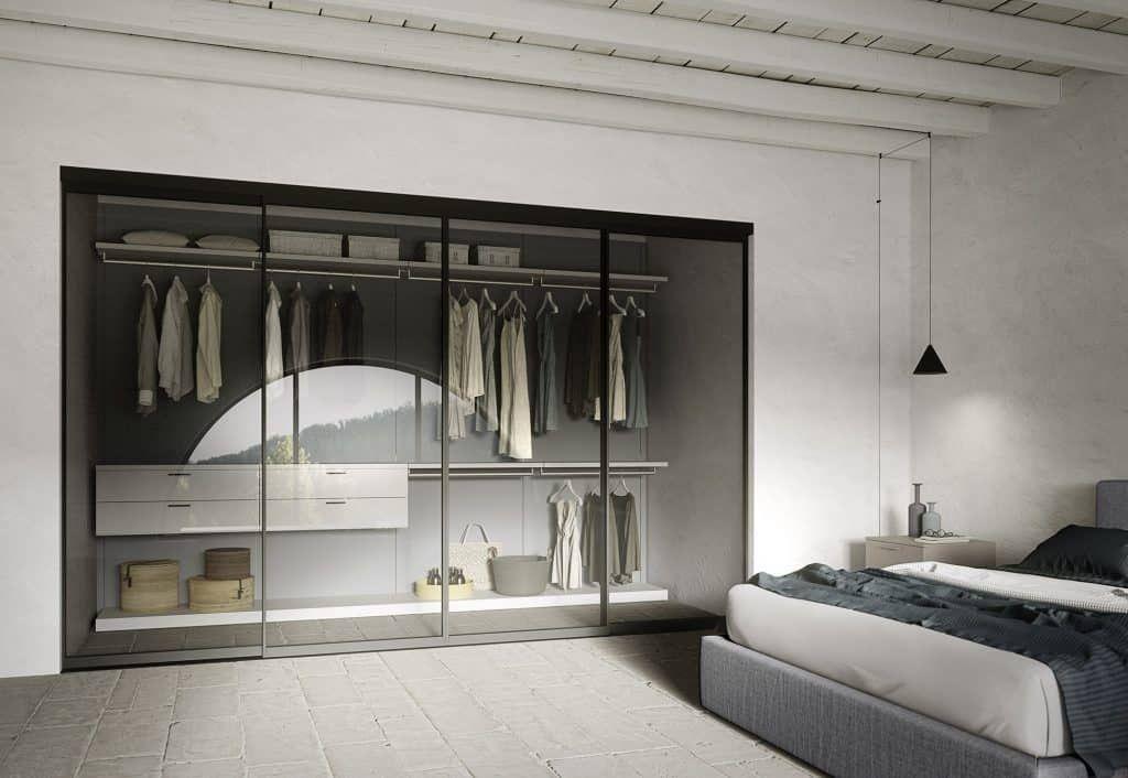 Cabine armadio Cinquanta3 rispondono alle moderne esigenze di spazio ...