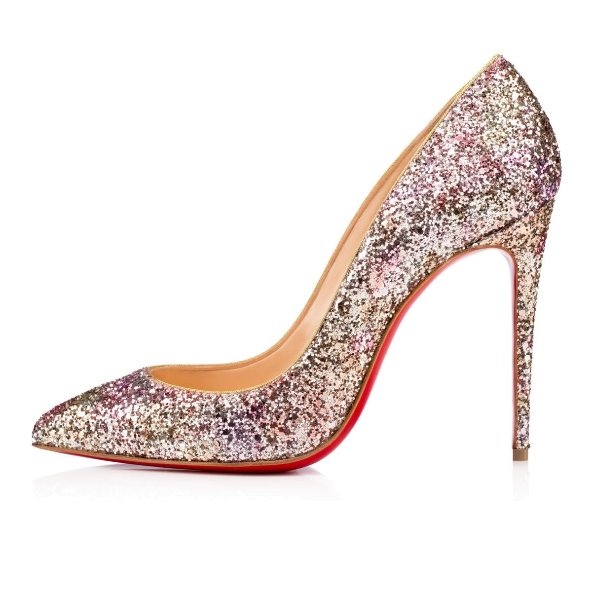 0f0db0040a9 ... promo code for christian louboutin wedding shoes pigalle follies  glitter hong kong 8c5f9 c4876 ...