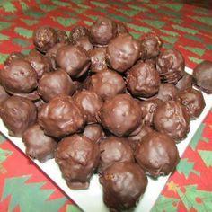 Chocolate Rice Krispies Balls Recipe Afternoon Snacks