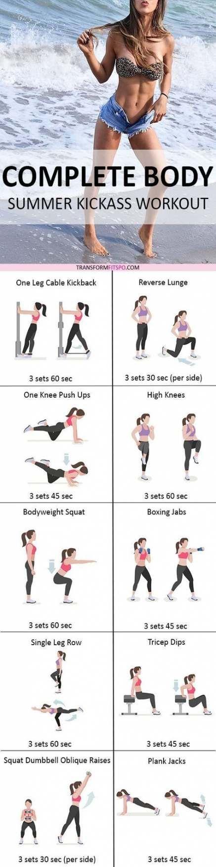 54+ Ideas Fitness Motivation Body Summer #motivation #fitness