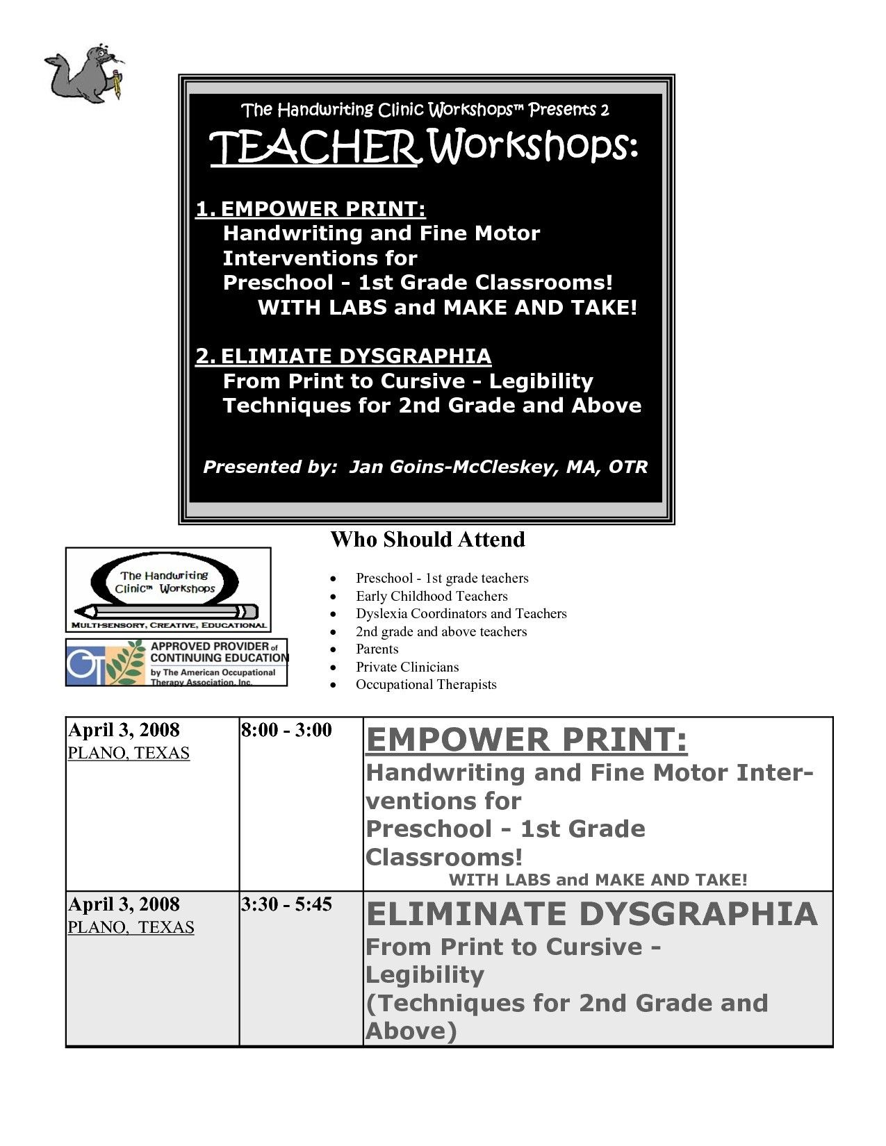 Nice 4th Grade Handwriting Worksheets That You Must Know