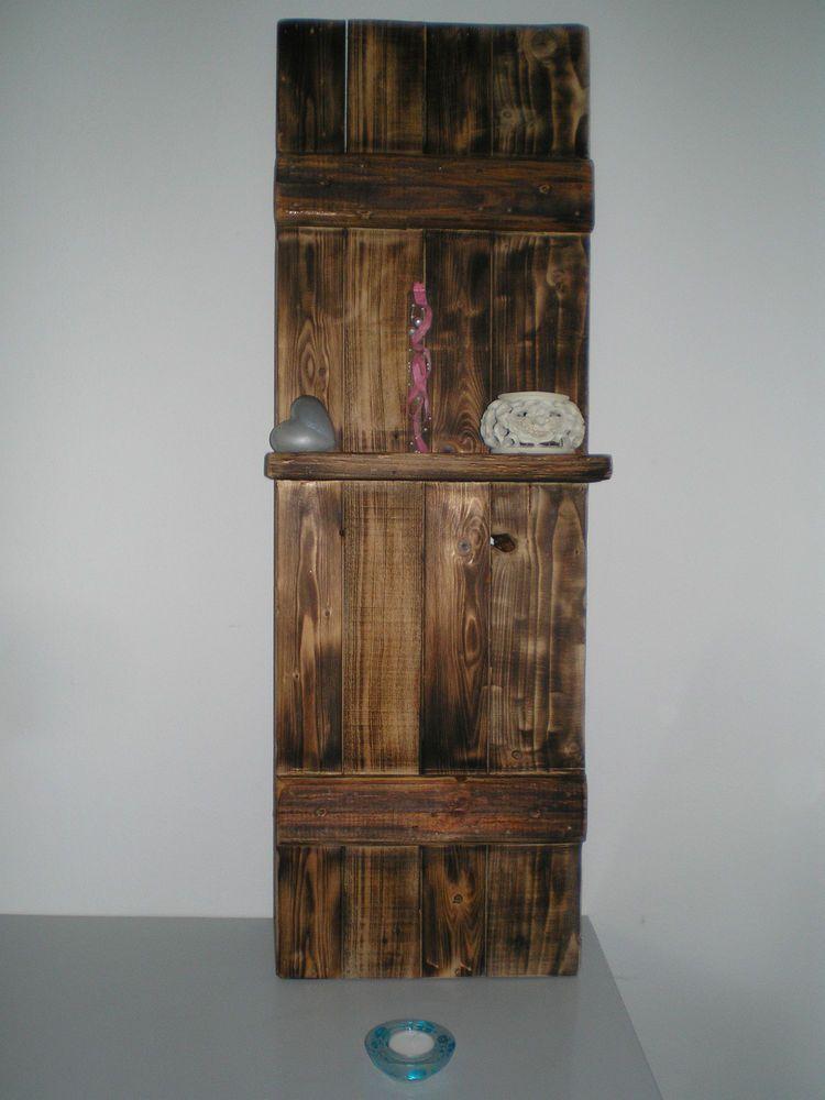 Deko Fensterladen Wanddeko Holzschild shabby AntikAltholz