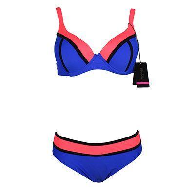 fd92742b115 Newest Bikinis Women Swimsuit Sexy Patchwork Plus Size Swimwear Large Cup  Bathing Suit Monokini XL-