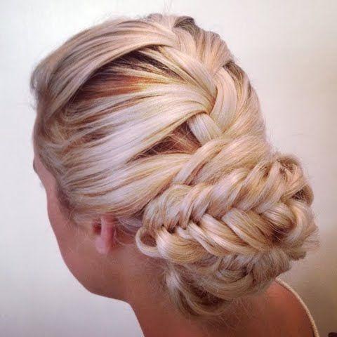Pubic Hairstyles Wedding Hairstyles For Medium Length Hair 2015  Fashion  Pinterest