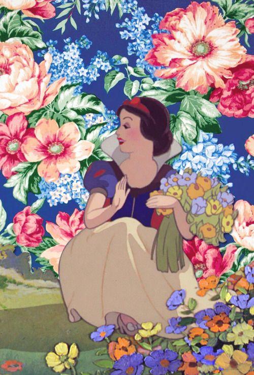Snow White Tumblr Wallpaper