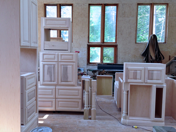 Mennonite Cabinetry Shop Run Be A Generator Beautiful Kitchens Cabinetry Design