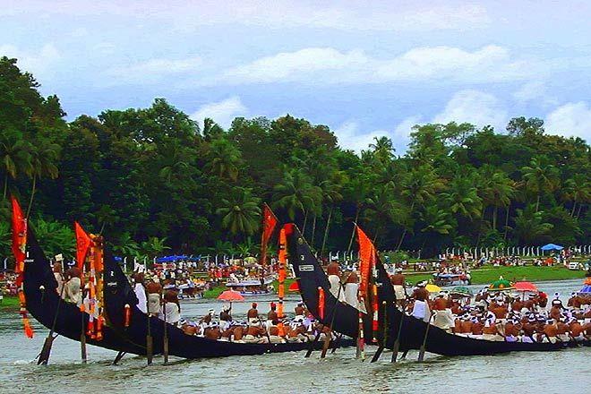 Onam Festival in August