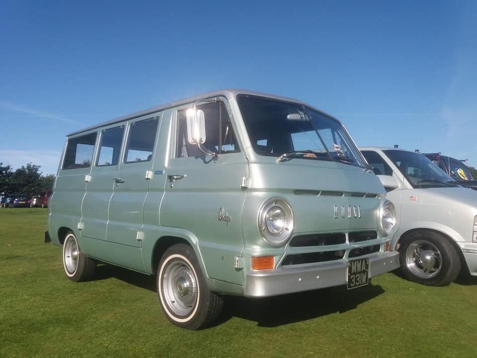 Pin By Andy Smith On Dodge A100 8 Van Camper Pick Up Xplorer 21 Cool Vans Van Vans