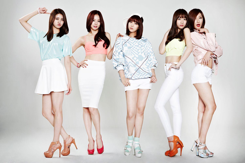 Exid To Make A Comeback Under Yedang Entertainment Korean Fashion Summer Street Styles Korean Fashion Kpop Korean Fashion Pastel