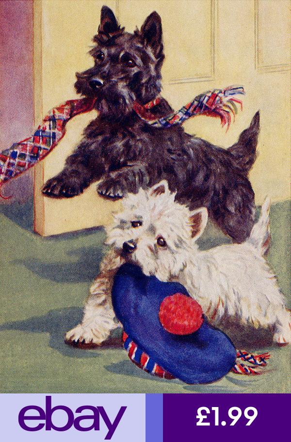 Terrier eBay Collectables Scottie dog, Westies