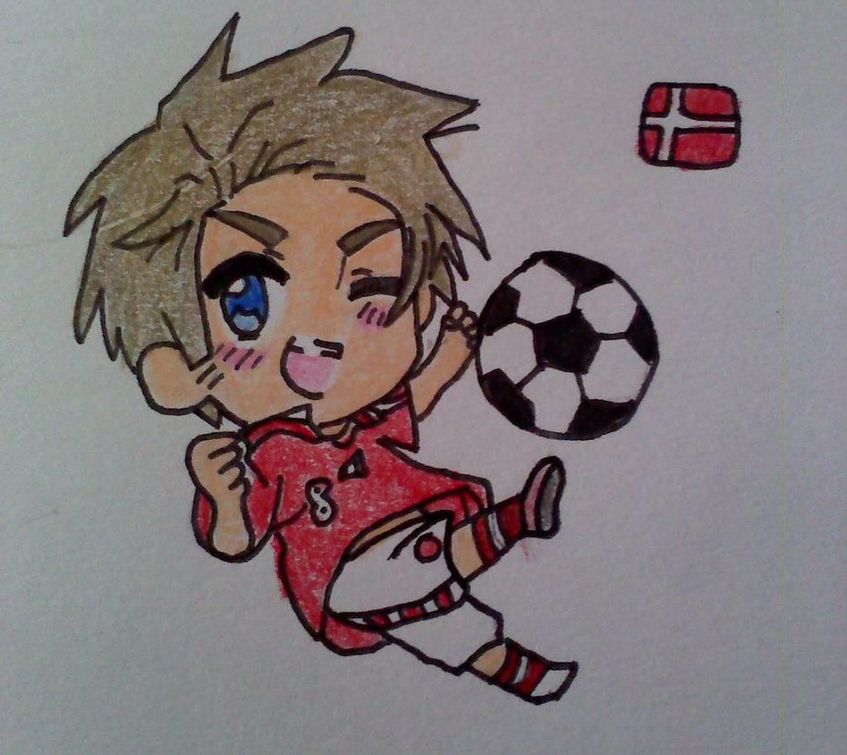 Denmark Hetalia Soccer by animelover4ever1997 on deviantART