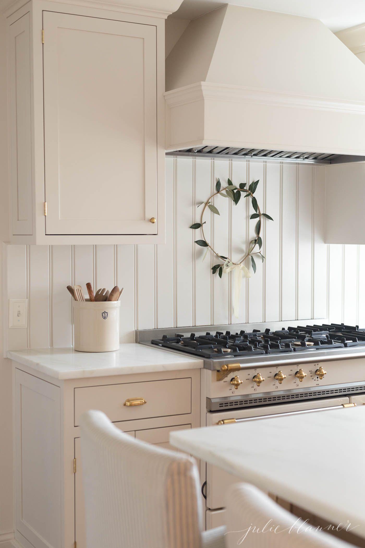 Christmas kitchen Julie Blanner Kitchen in 2018