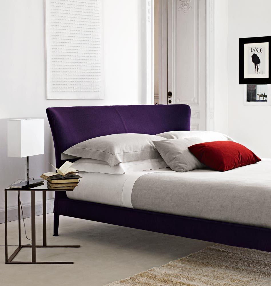 Betten: FEBO – Kollektion: Maxalto – Design: Antonio Citterio