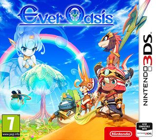 Ever Oasis + Update download 3DS CIA & Decrypted Rom on | My