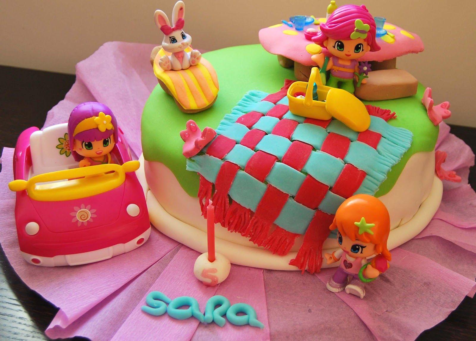 Bolo de Aniversário  Birthday Cake