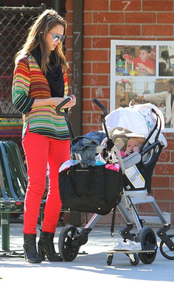 Especial shopping dia de la madre: Jessica Alba