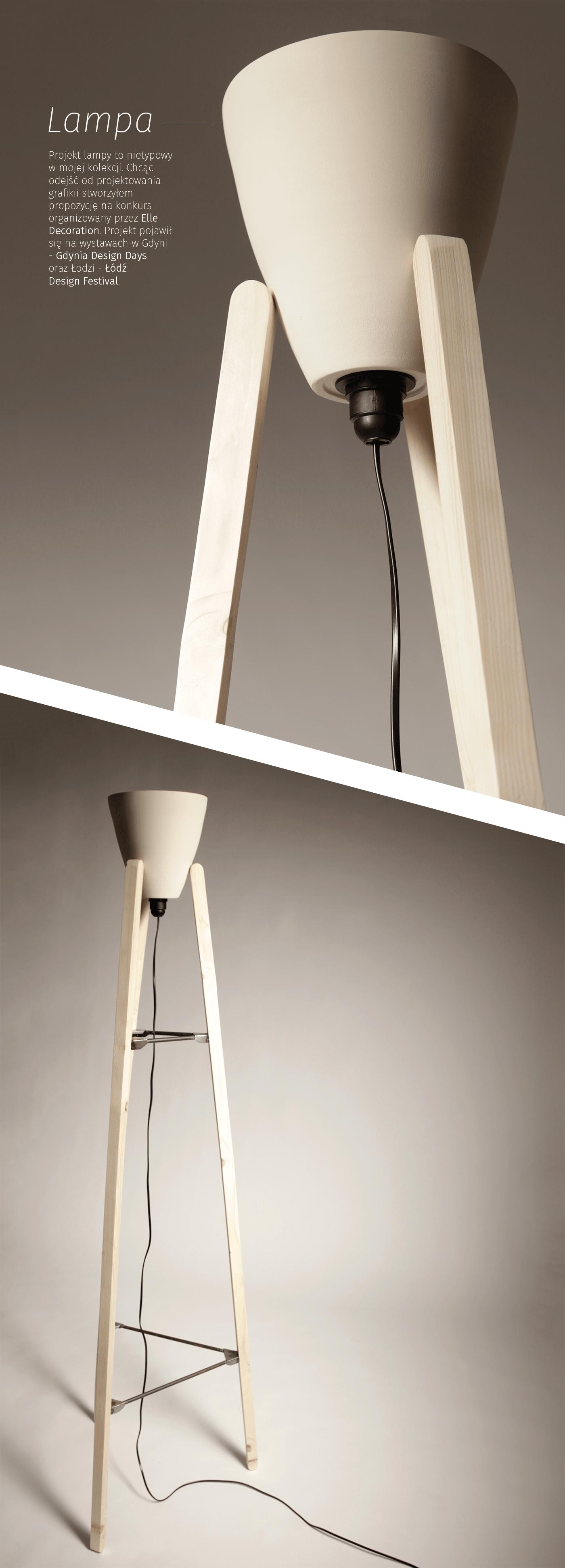 次だBehance プロジェクトを見る 「Lampa」