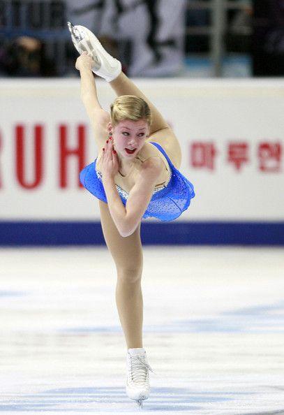 Gracie Gold Photos - Rostelecom Cup ISU Grand Prix of Figure Skating 2012 - Day Two - Zimbio