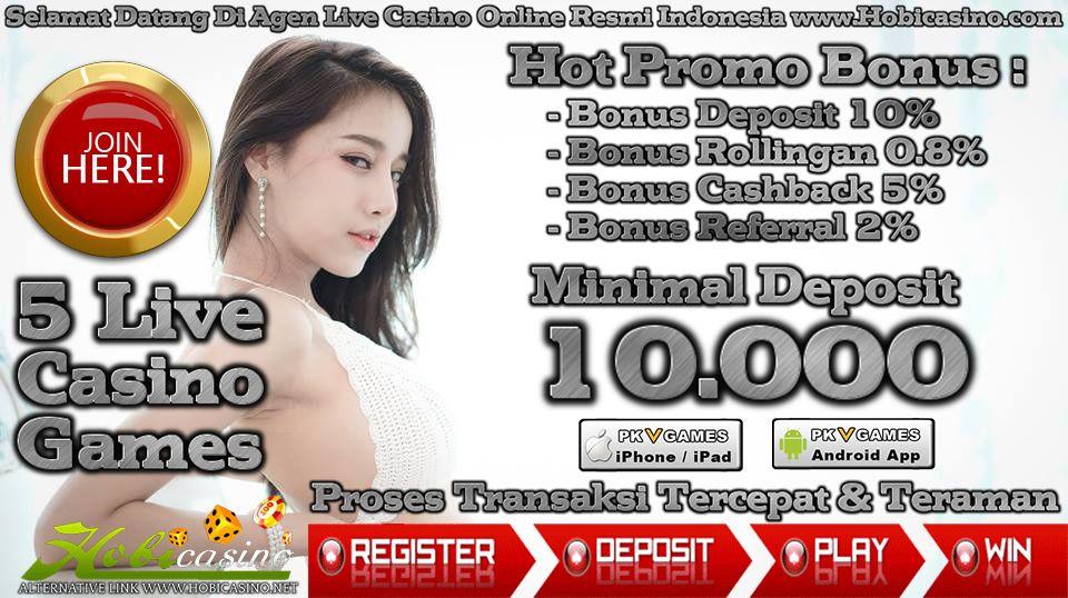 Live Casino Online Iphone