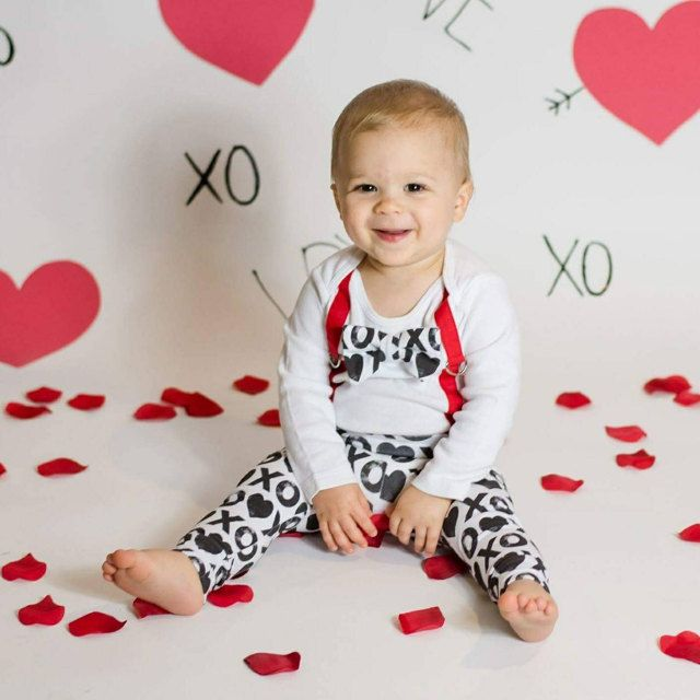 Valentines Day Outfit Baby Boy Baby Boy Valentine S Day Outfits