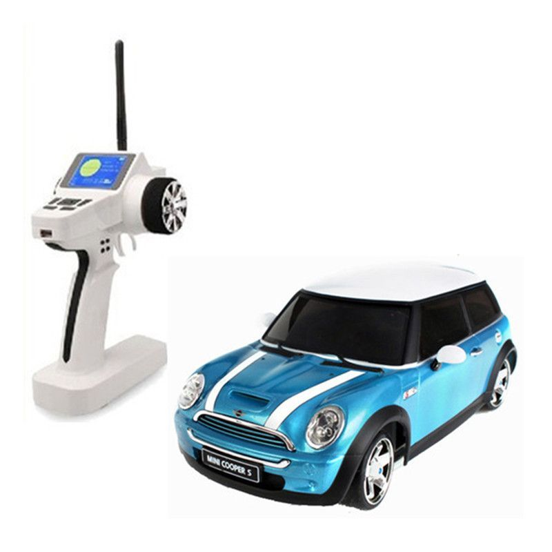 Mini Rc Car Full Time Remote Control Racing Car Electric
