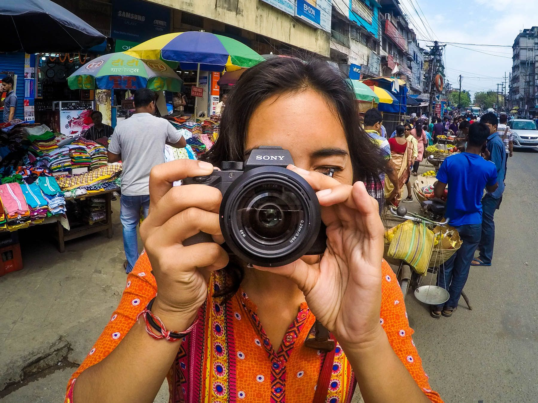 Everything you need to know about upgrading from a Nikon DSLR to a Sony a7RII mirrorless full frame camera the perfect camera for travel photographers