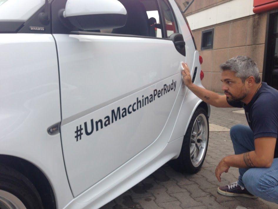 """A un anno dal """"caso"""" #UnaMacchinaPerRudy dati e numeri"""