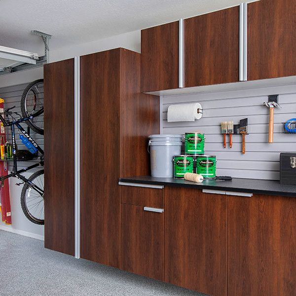 Awesome Garage Storage Floor Cabinets